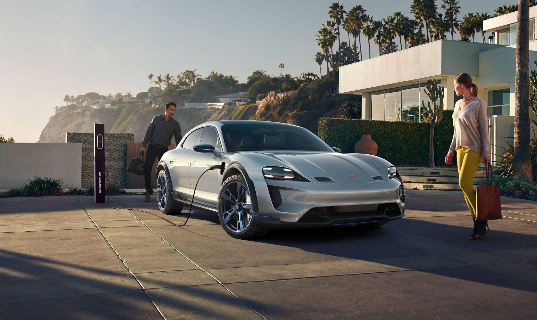 """Troškovi """"goriva"""" električnih Porschea identični konvencionalnim"""
