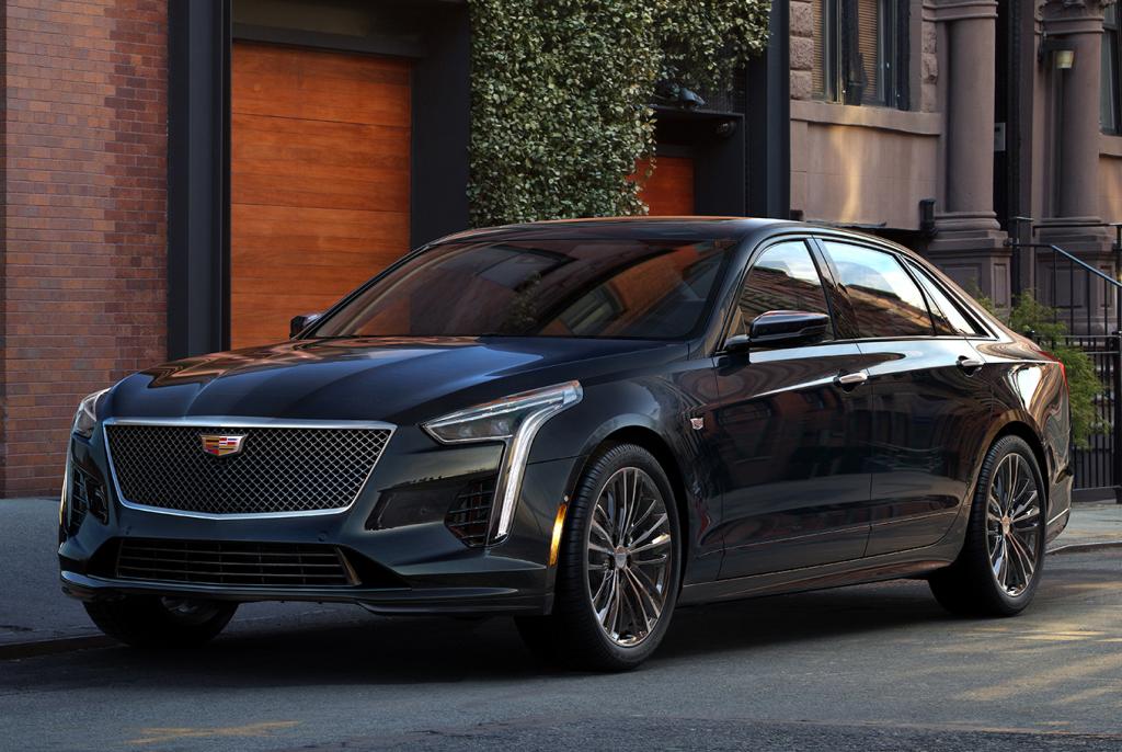 Cadillac CT6 V-Sport (2019.)