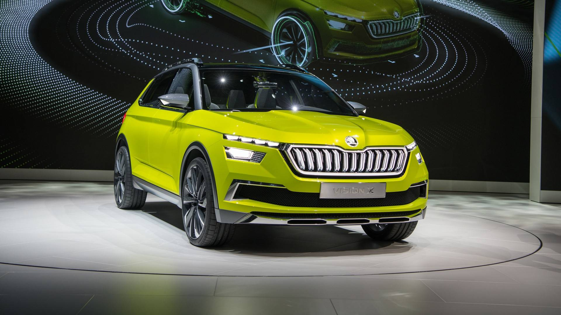 Škoda Vision X koncept sa 1000 Nm?! (video)