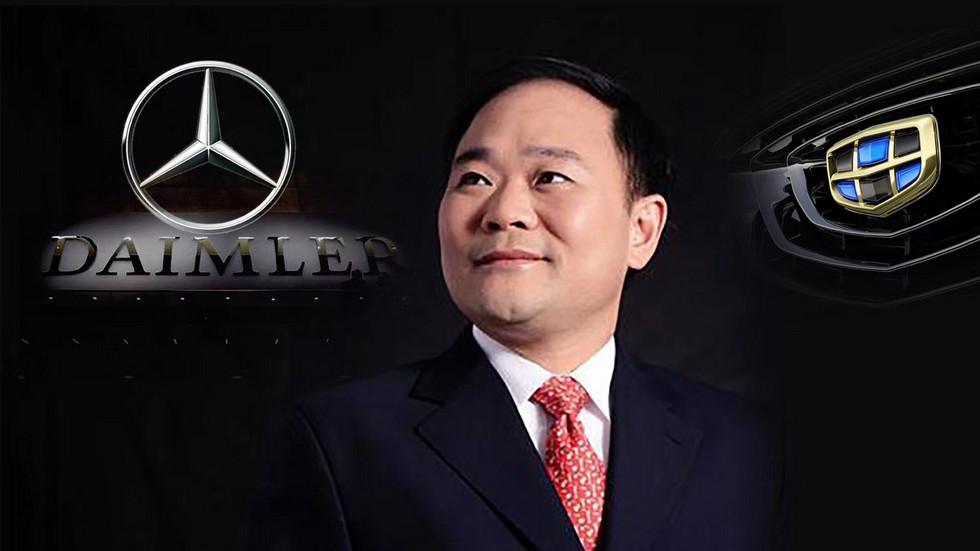 Daimler: industrijsko partnerstvo sa Kinezima zavisi od volje druge strane