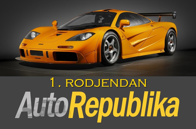 AutoRepublika – prvi rođendan
