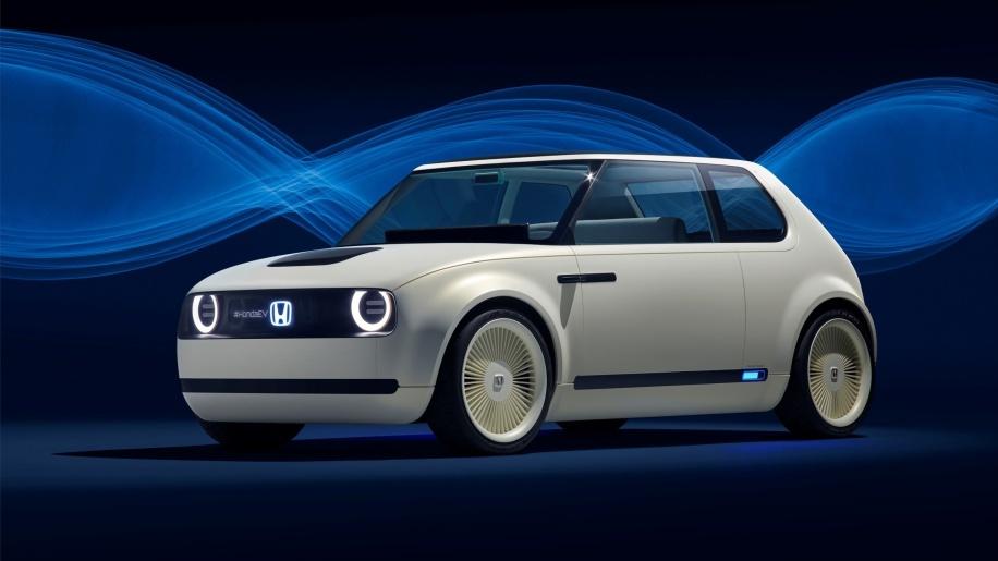 Honda Urban EV debituje u Ženevi