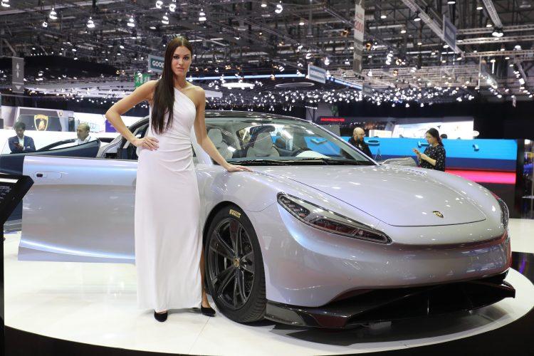 Venere – električna limuzina sa preko 1.000 ks (video)