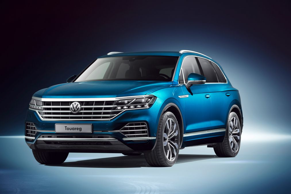 Volkswagen Touareg (2019.) (galerija i video)