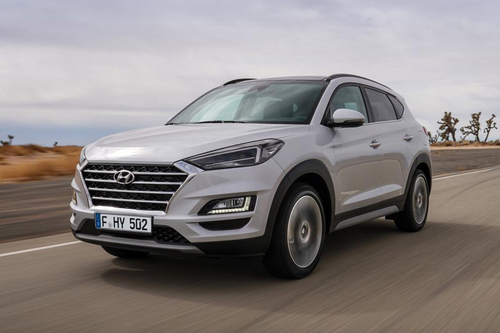Hyundai Tucson predstavljen u restilizovanoj verziji