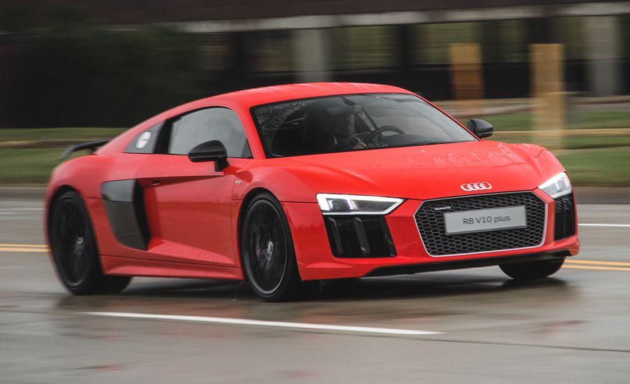 Kraj za Audi R8 na vidiku