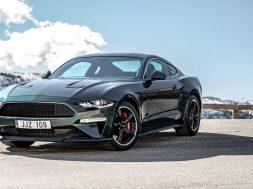 New Ford Mustang Bullitt for Europe Salutes Silver Screen Legend