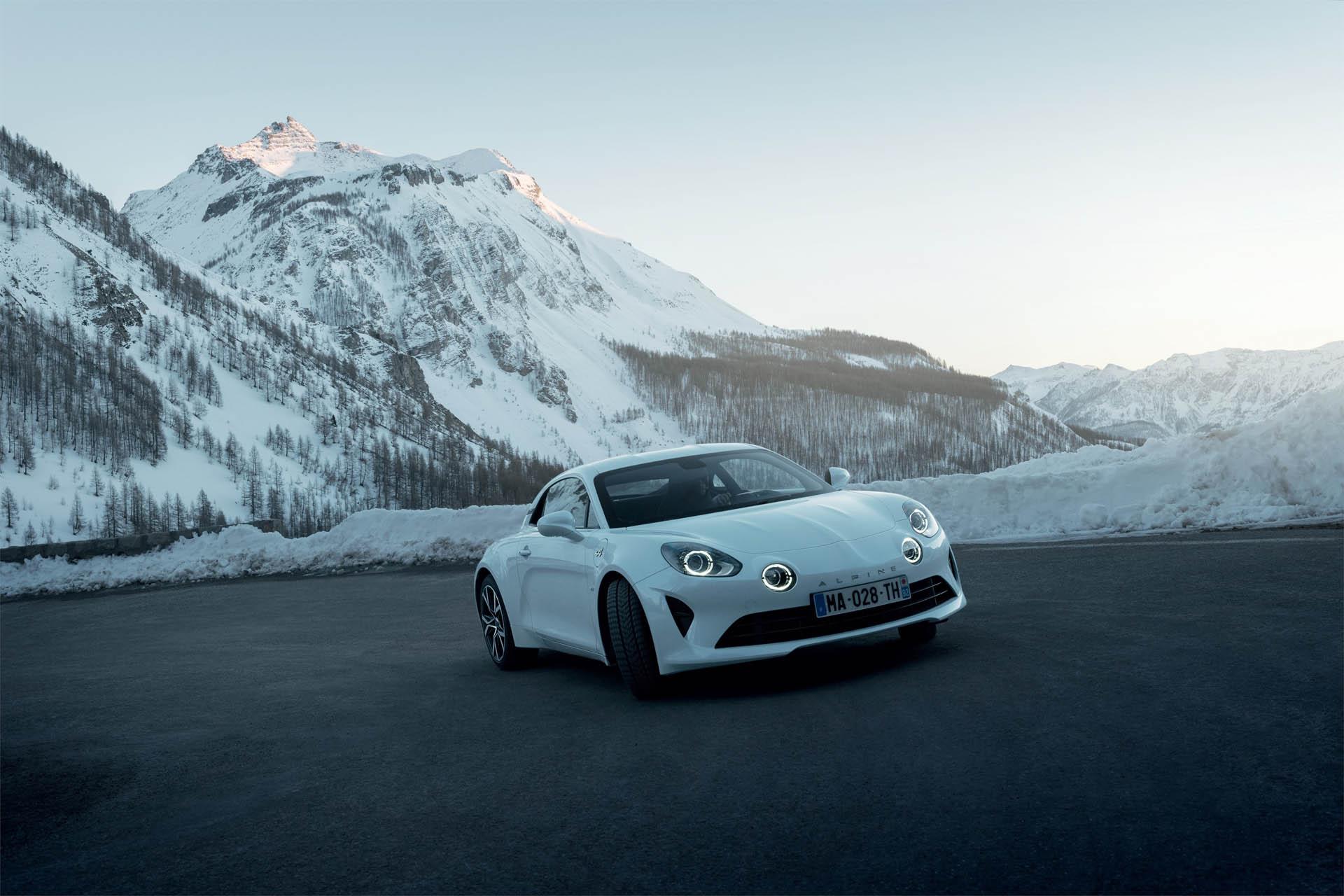 Novi izazov za Alpine A110 je reli
