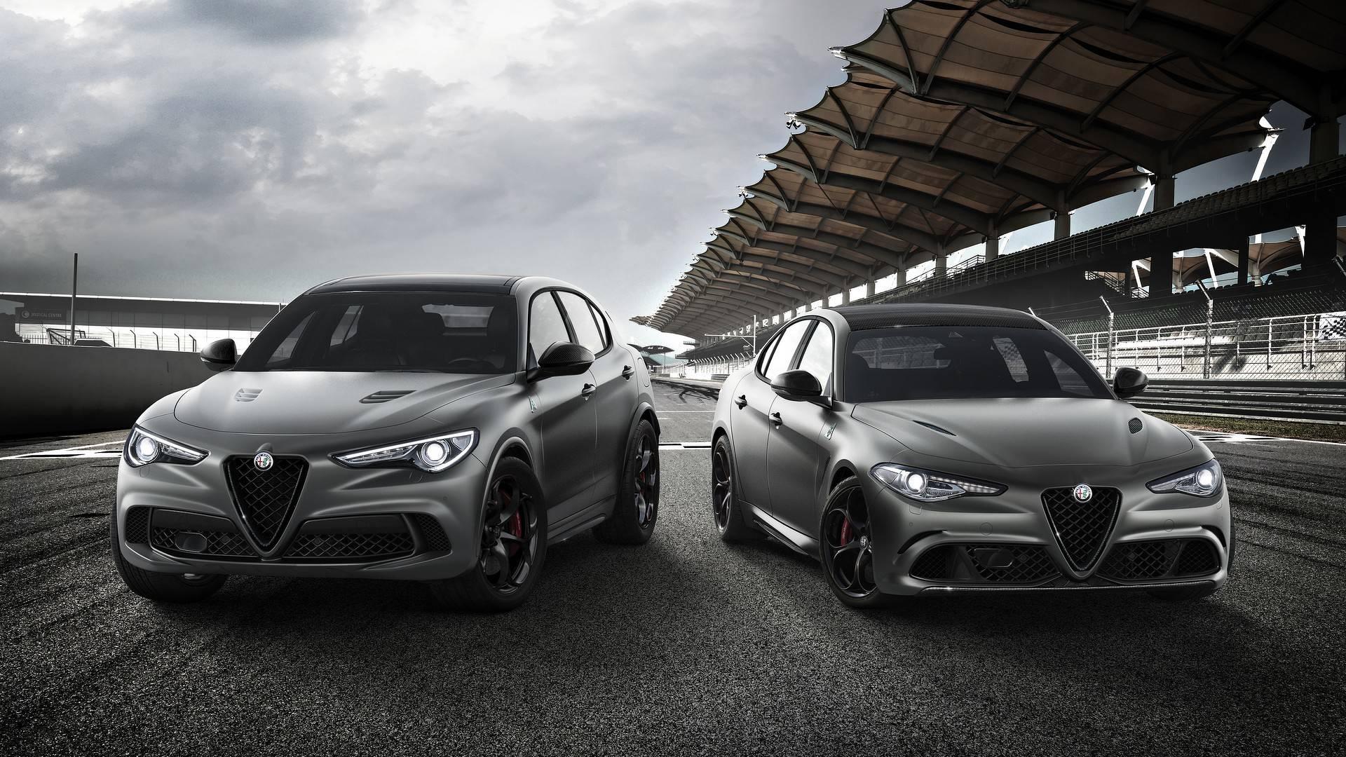 Alfa Romeo Giulia i Stelvio Quadrifoglio dobijaju Nirburging izdanje