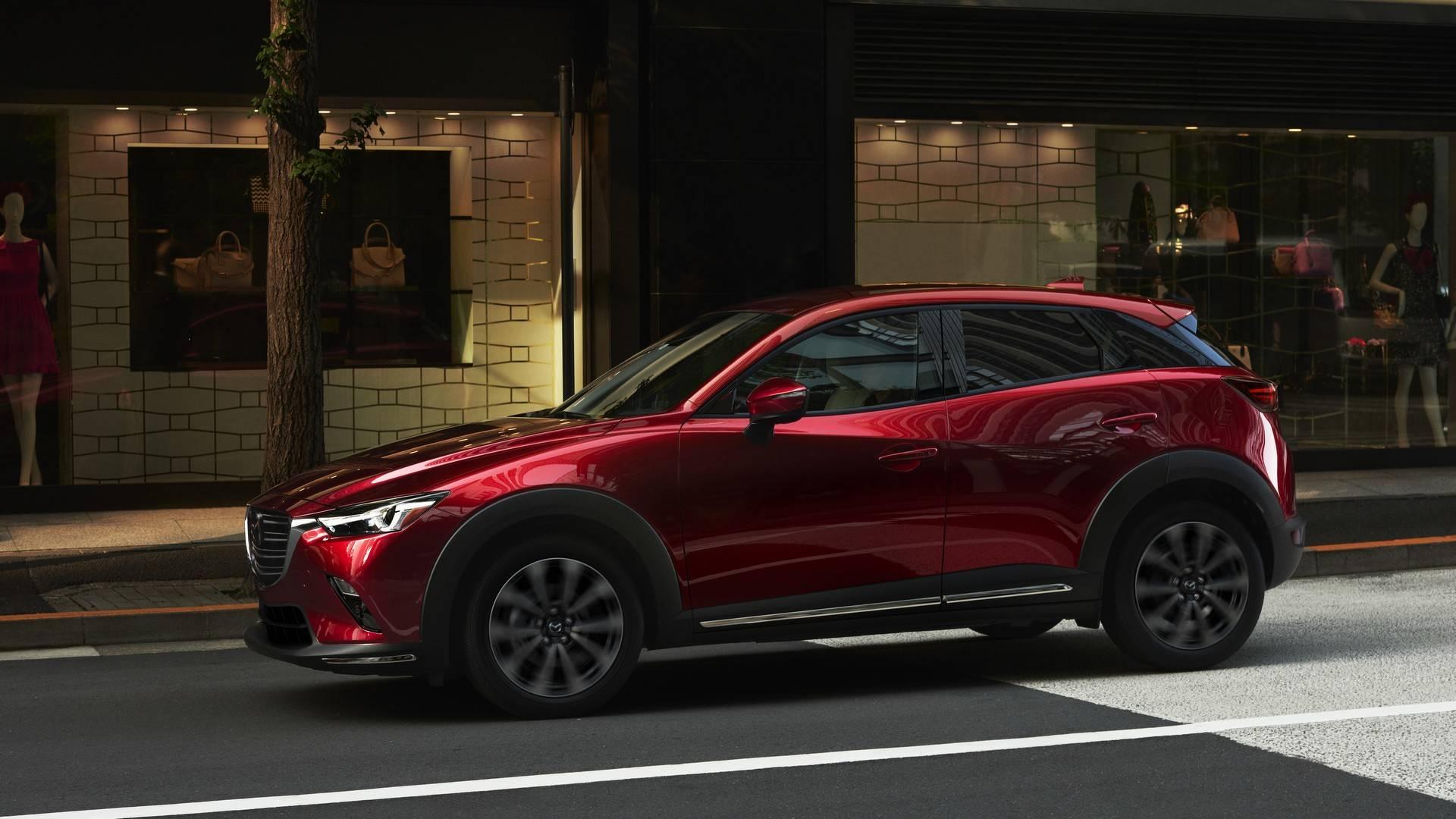 Mazda CX-3 u prestižnijem ruhu u Njujorku