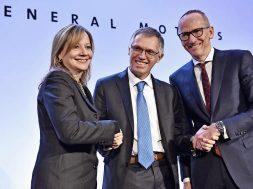 Opel/Vauxhall an PSA verkauft