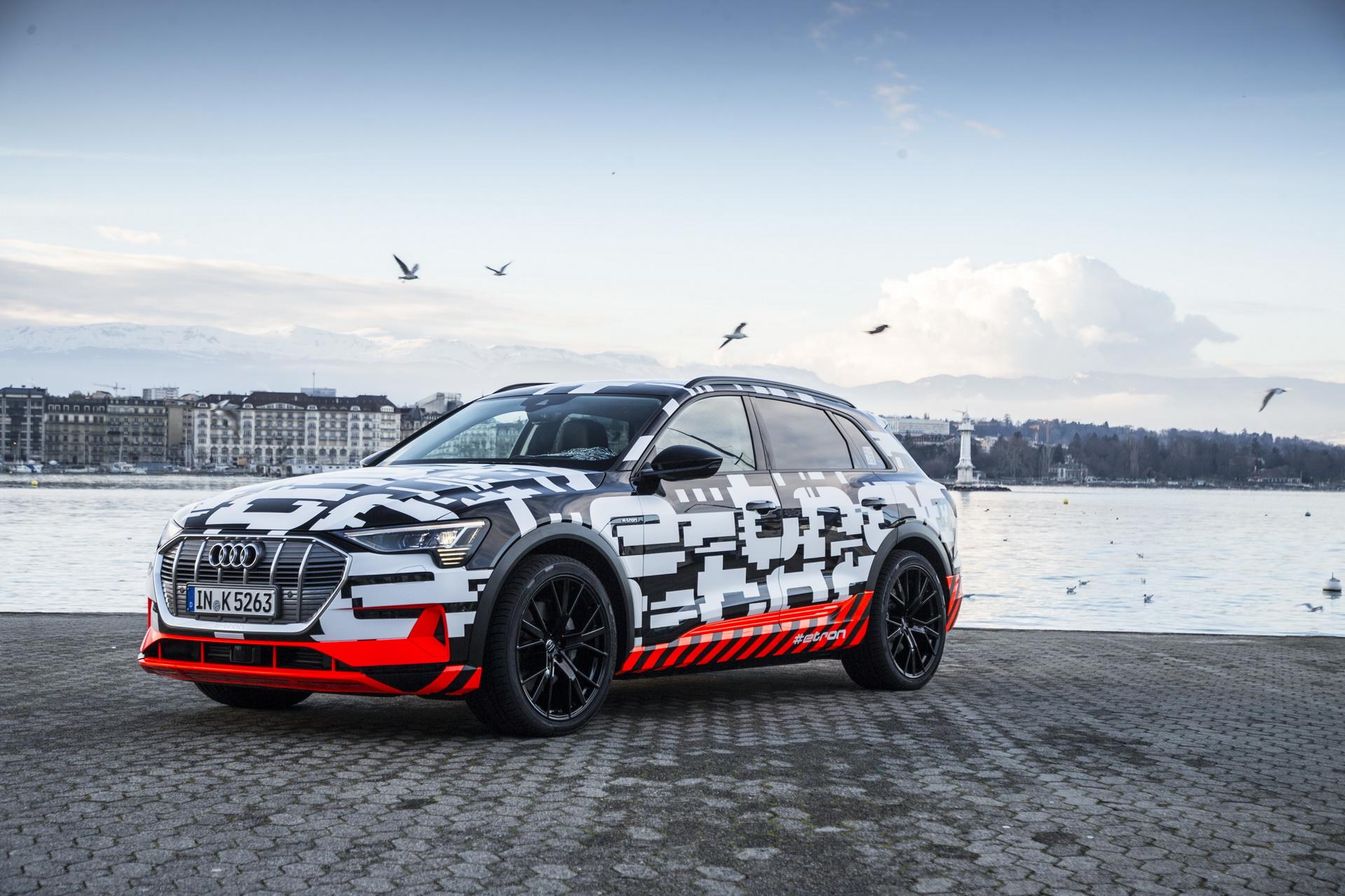 Audi E-Tron: Opet problemi u proizvodnji?