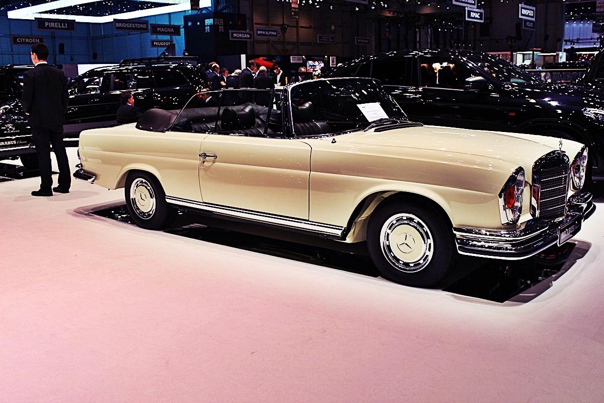 Salon automobila u Ženevi – megagalerija! (283 fotografije)