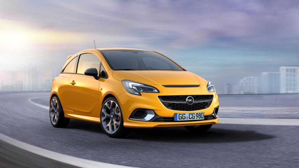 Opel predstavio novu Corsu GSi