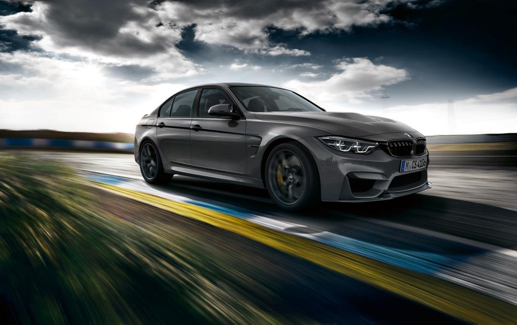 BMW M3 CS (2018.)