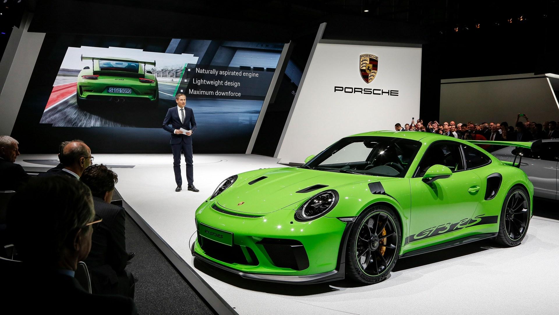 Porsche 911 GT3 RS – manje je više (galerija)