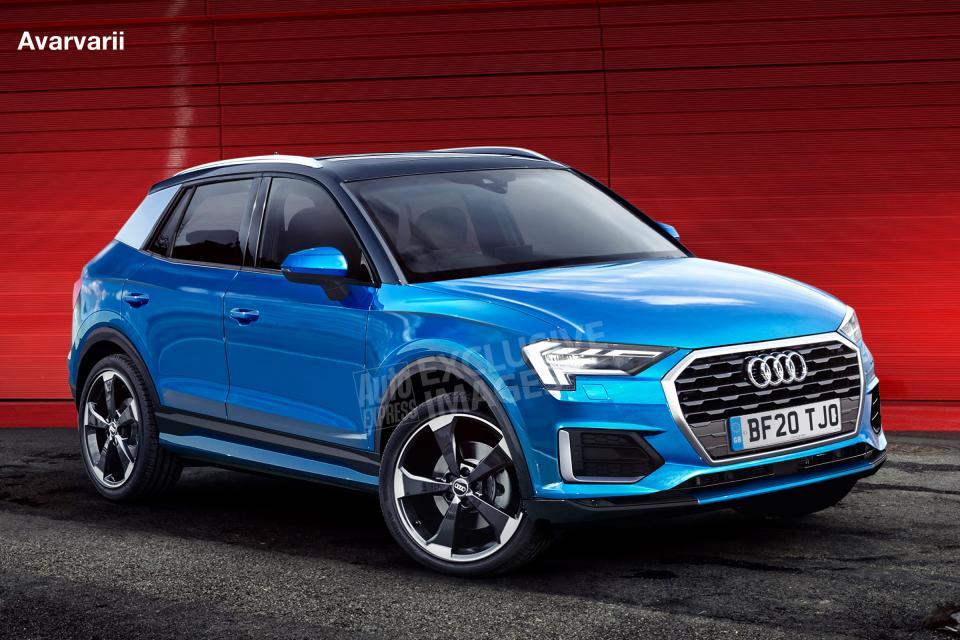 Poplava noviteta marke Audi – Q1 krosover stiže 2020. godine
