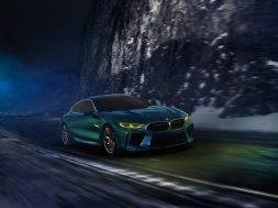 BMW M8 koncept