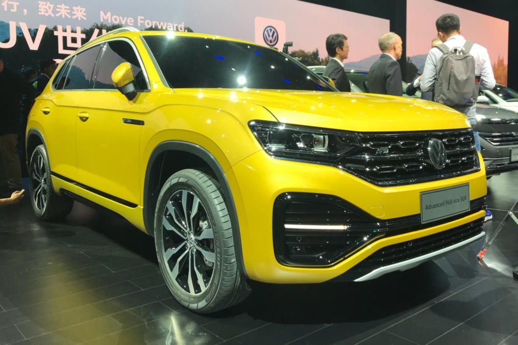 Novi Volkswagen Advanced SUV namenjen samo Kini, ipak i u Evropi?