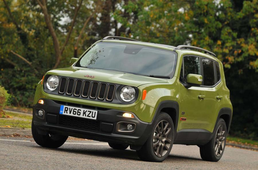 Jeep sprema novi model, manji od Renegadea