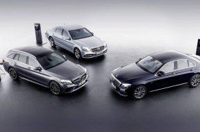 mercedes-c-class-e-class-diesel-plug-in-hybrids