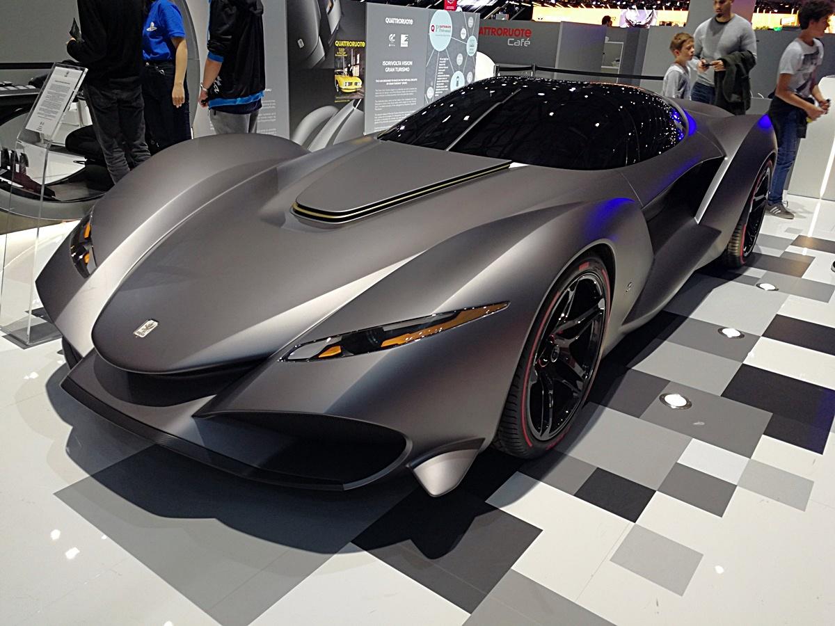 Salon automobila u Ženevi 2018. (IV galerija – 277 fotografija)