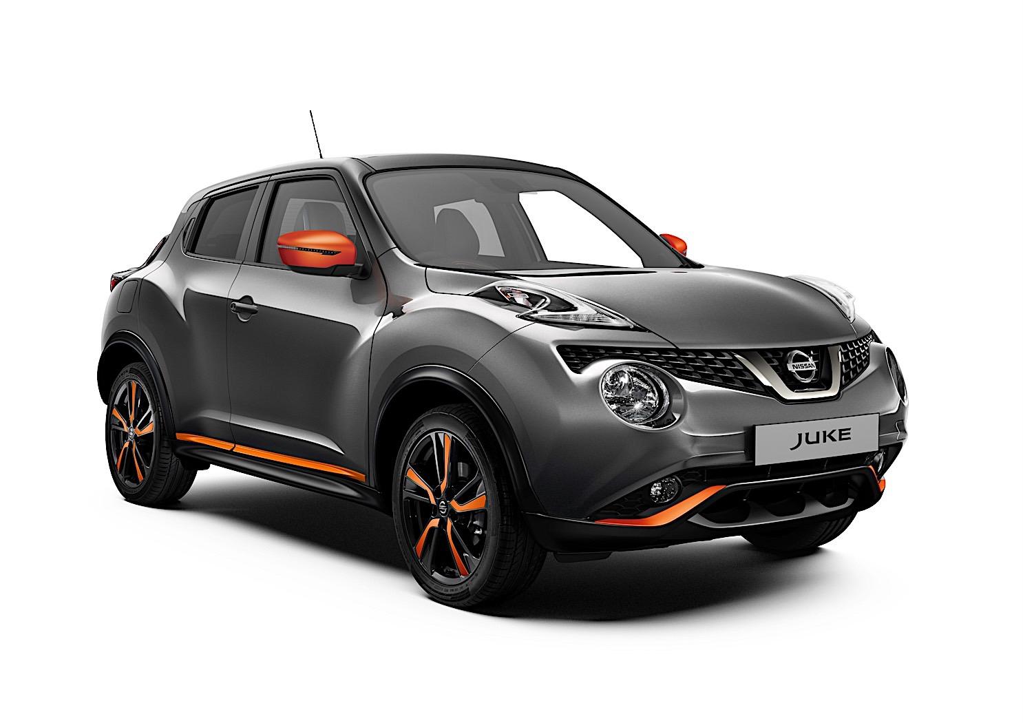 Restilizovani Nissan Juke u Ženevi (galerija)