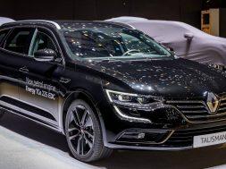 2018 – Renault TALISMAN S-EDITION