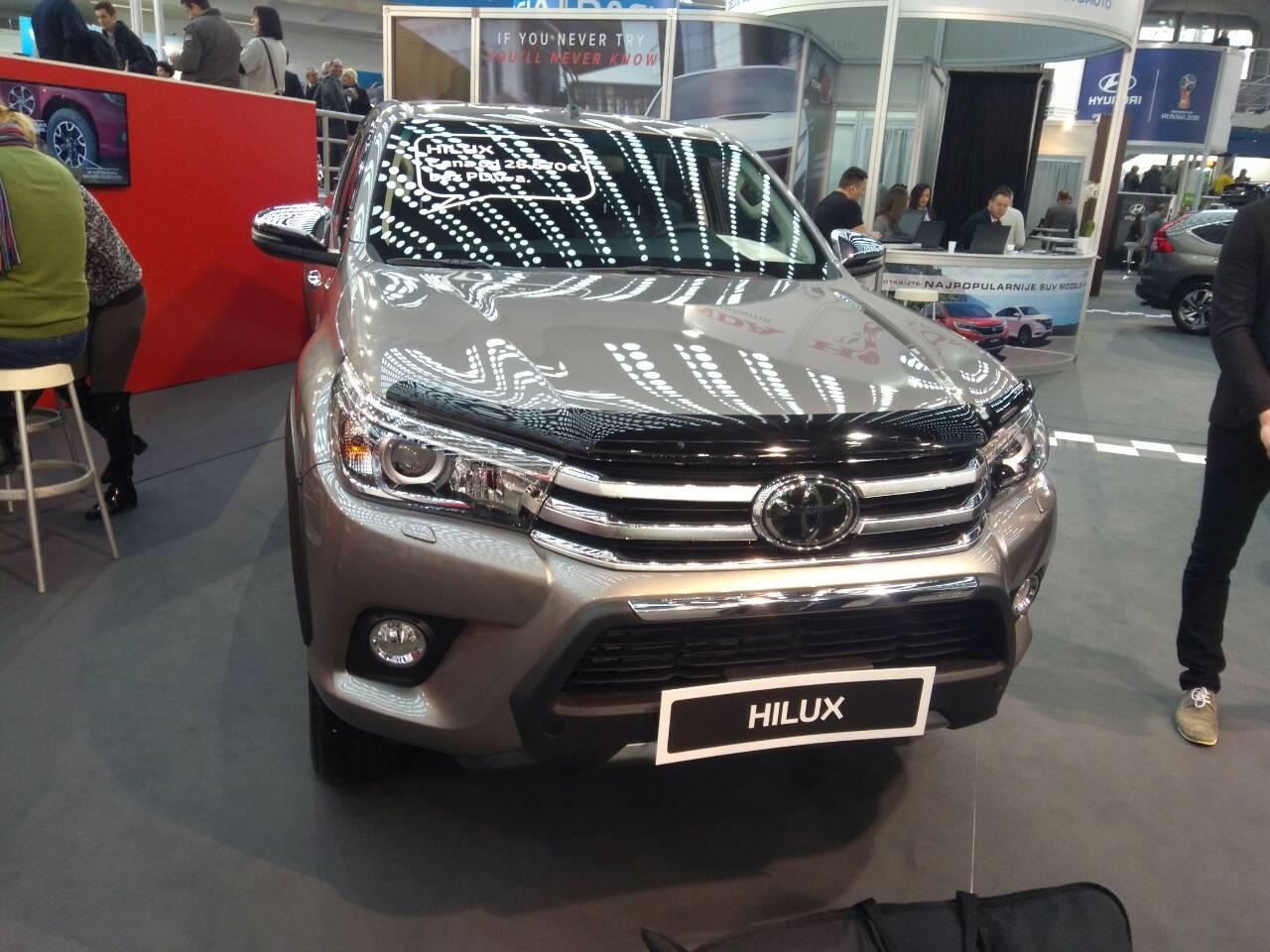 Toyota na BG Car Show