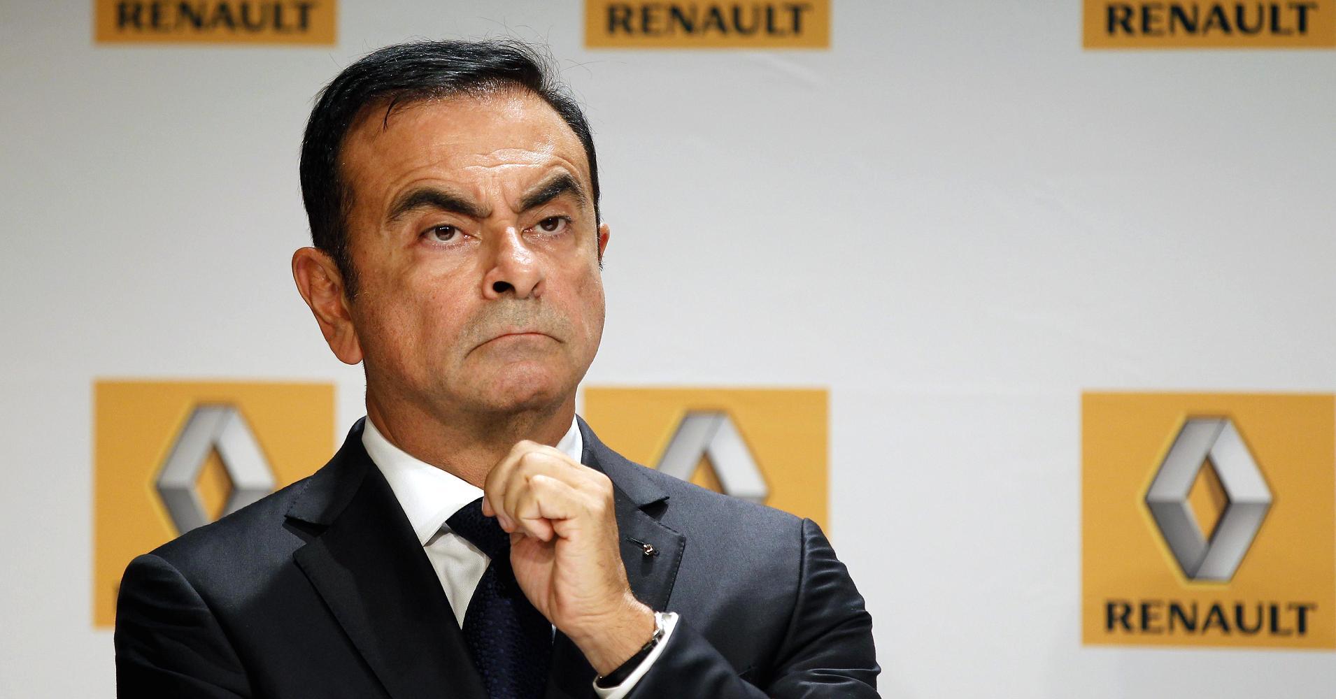 Karlos Gon: Neće biti spajanja Renaulta i Nissana