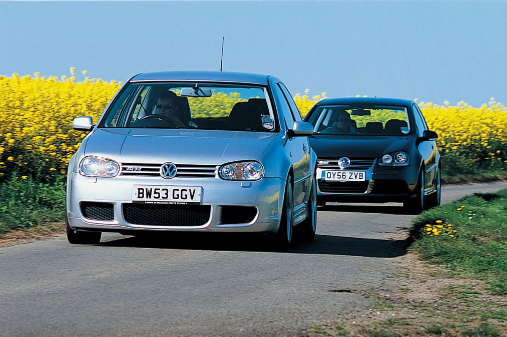 Volkswagen Golf istorija: Golf IV (drugi deo)