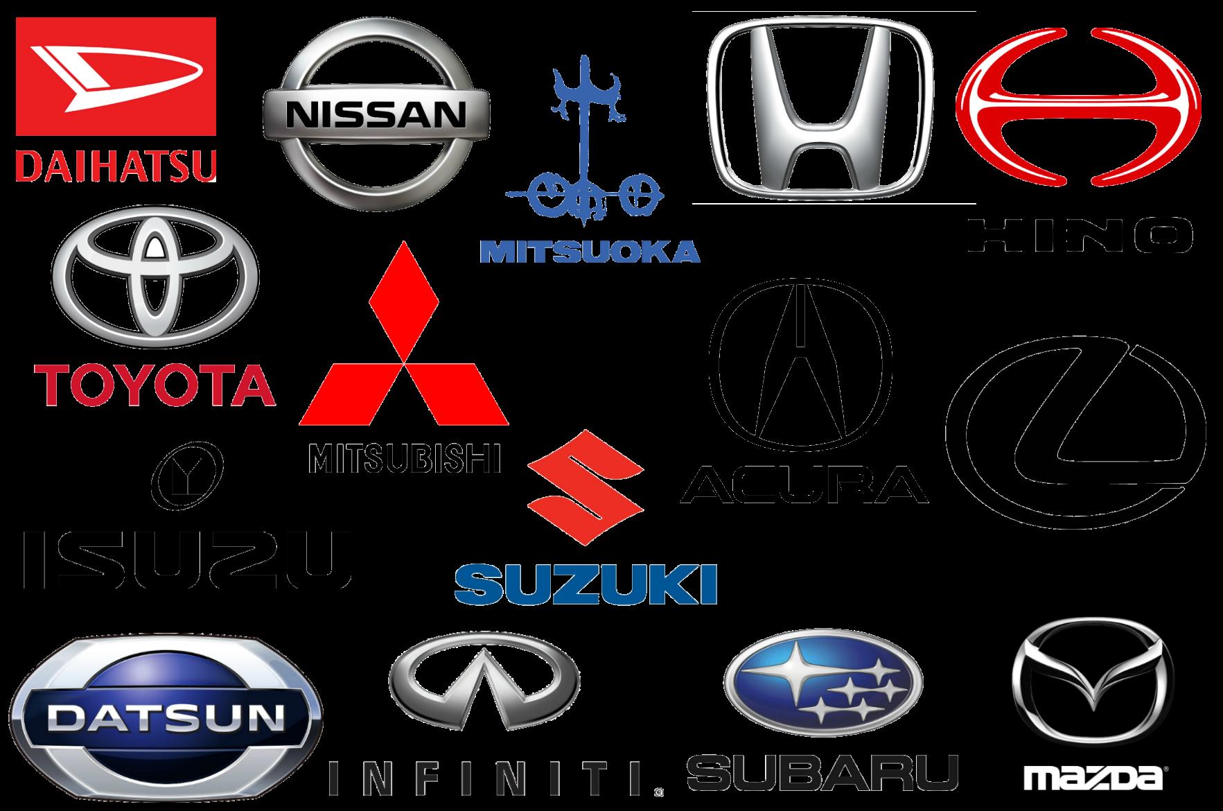 Japanski proizvođači automobila
