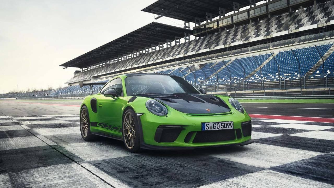 Porsche 911 GT3 RS i Chevy Corvette ZR1 postavili brze krugove na Nirburgringu
