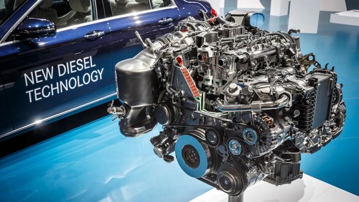 Daimler poručuje: za dizel tehnologiju još uvek ima mesta