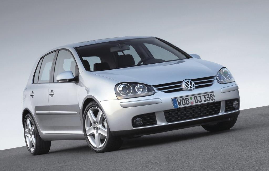 Volkswagen Golf istorija: Golf V (prvi deo)
