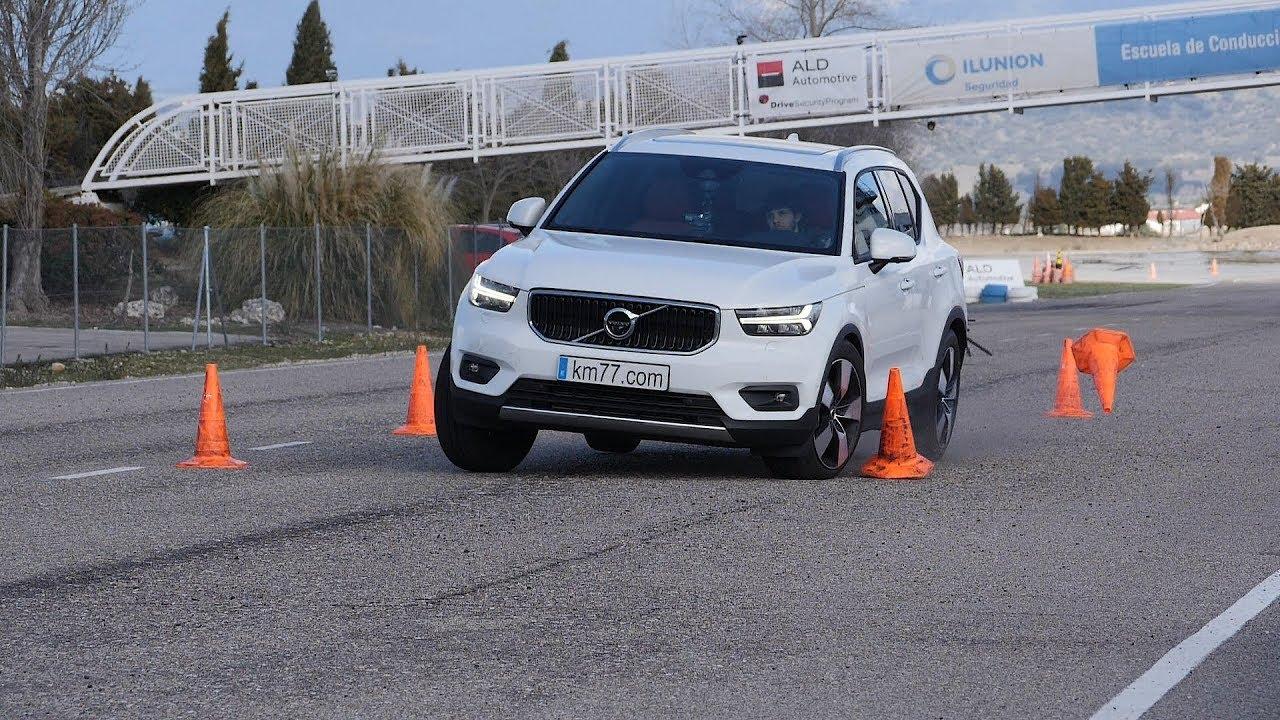 """Test """"severnog jelena"""" – Volvo XC40 vs BMW X2 (VIDEO)"""