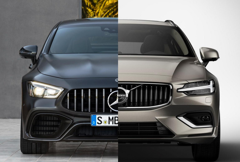 """Mercedesovi motori u Volvou preko """"kineske veze""""?"""