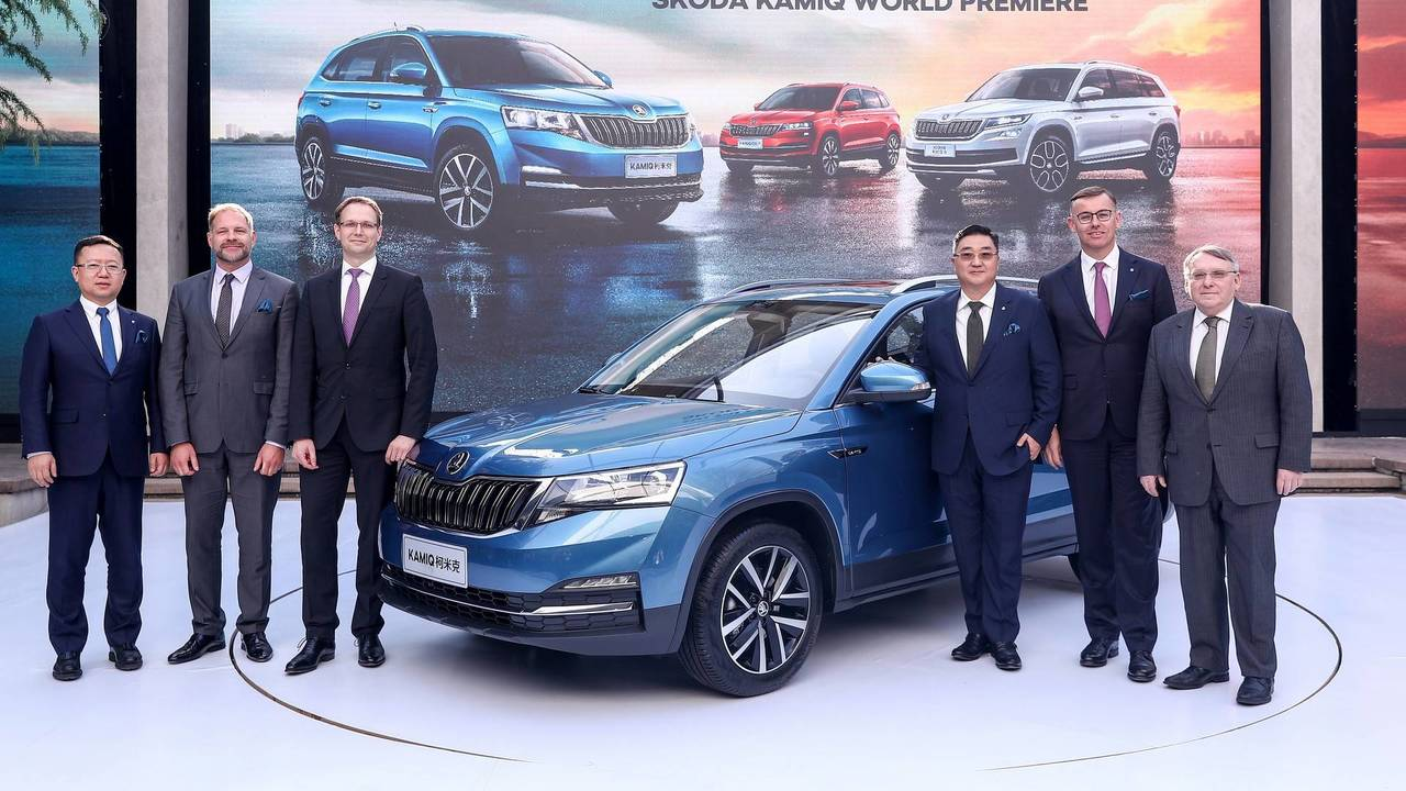 Škoda Kamiq zvanično predstavljena u Kini