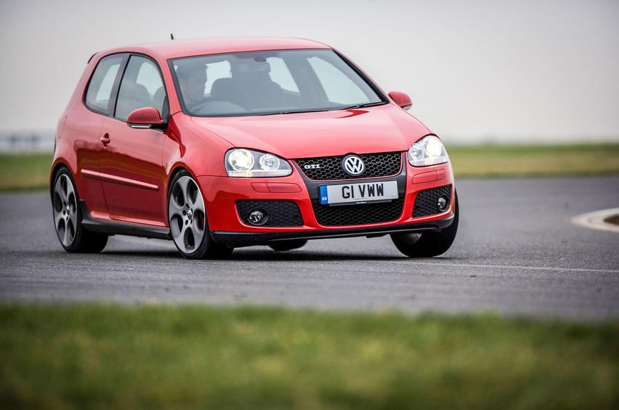 Volkswagen Golf istorija: Golf V (drugi deo)