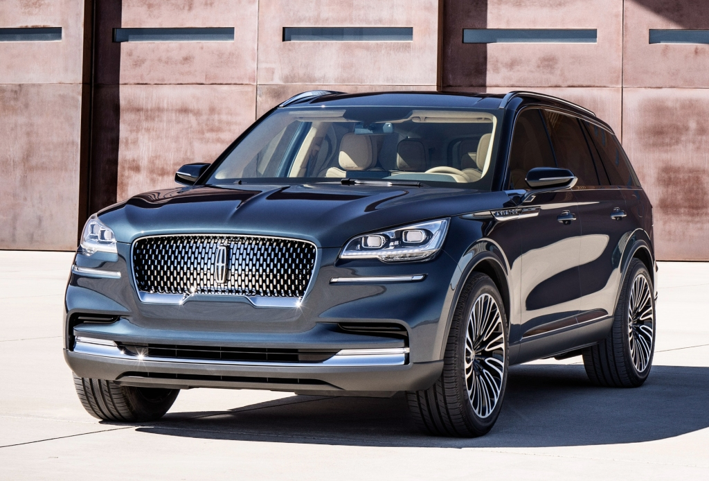 Lincoln Aviator (2019.)