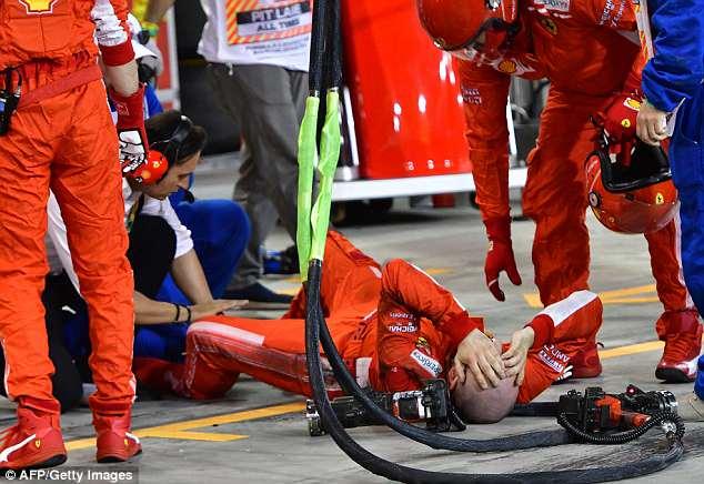 Ferrari kažnjen sa 50.000 evra u Bahreinu