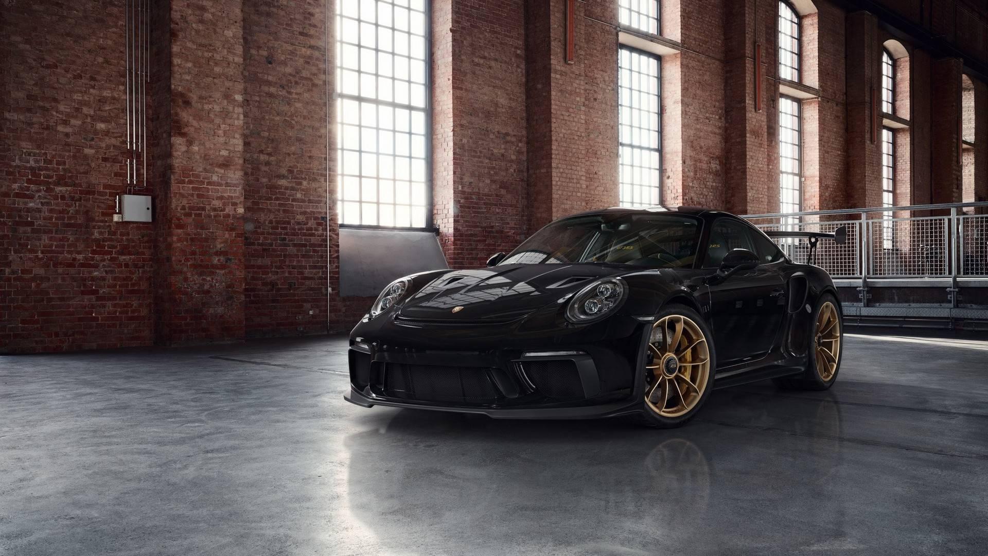 Porsche 911 GT3 u magično lepom izdanju (FOTO)