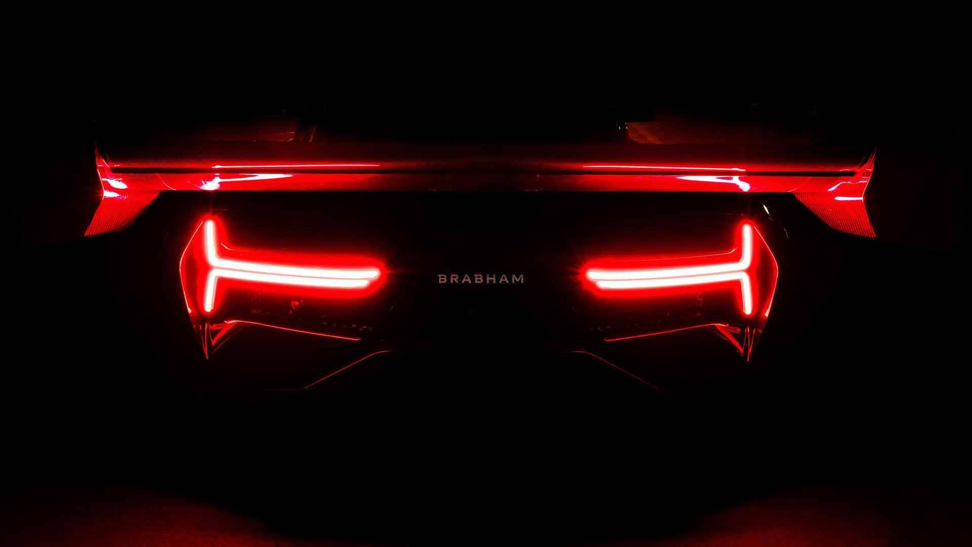 Brabham priprema novi superautomobil