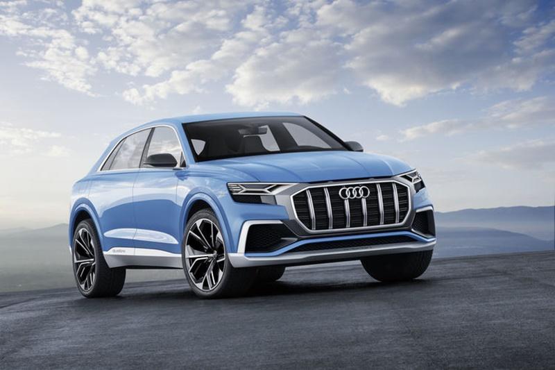 Novi skeč: Audi Q8