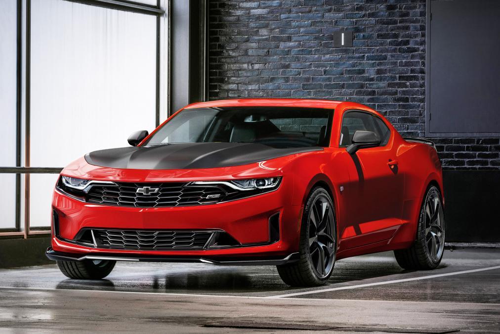 Chevrolet povlači modele Camaro i Corvette sa britanskog tržišta