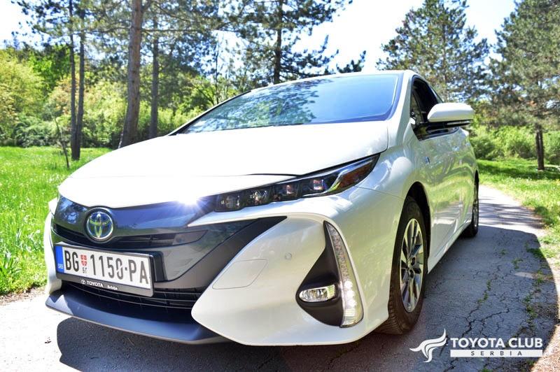 TcS TEST: Toyota Prius Plug-in Hybrid