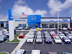 Bianchi Honda Dealership