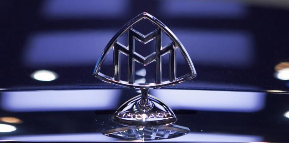 Maybach sprema SUV za Salon automobila u Pekingu?