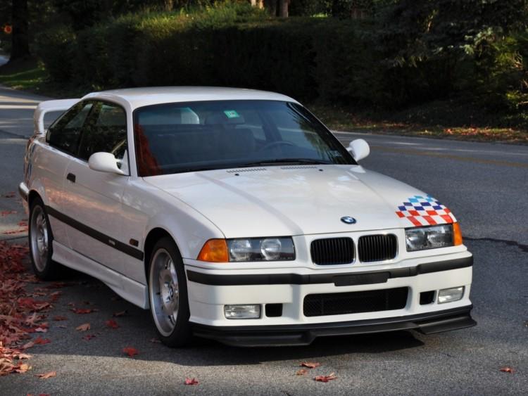 Zanimljivost dana: BMW E36 M3 Lightweight