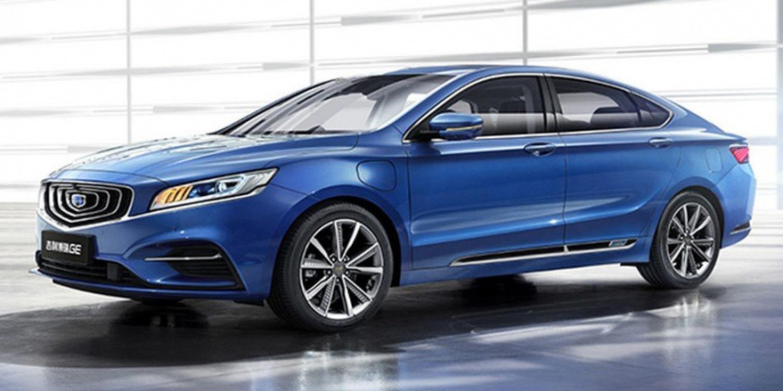 Geely predstavio sedan Bo Rui GE koji koristi tehnologiju marke Volvo